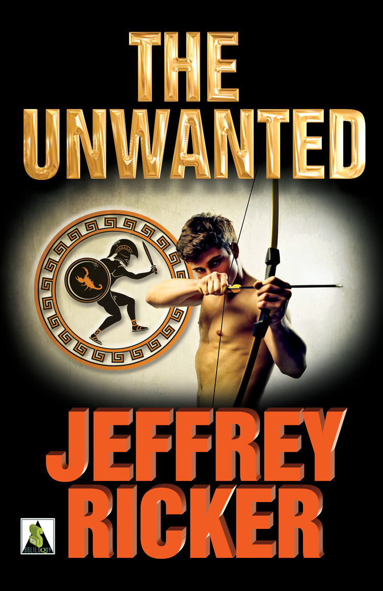 "Cover for the book ""The Unwanted"""